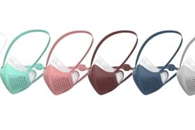 Different colour masks