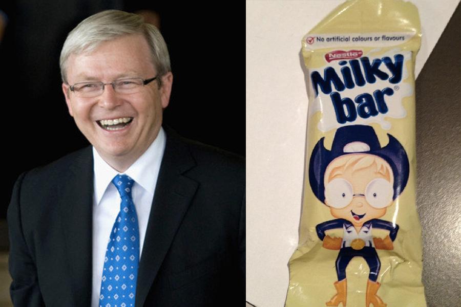 Milky Bar Kid-ult
