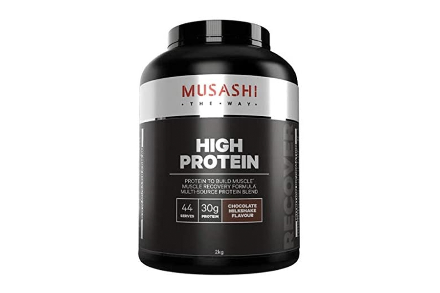 Musashi High-Protein