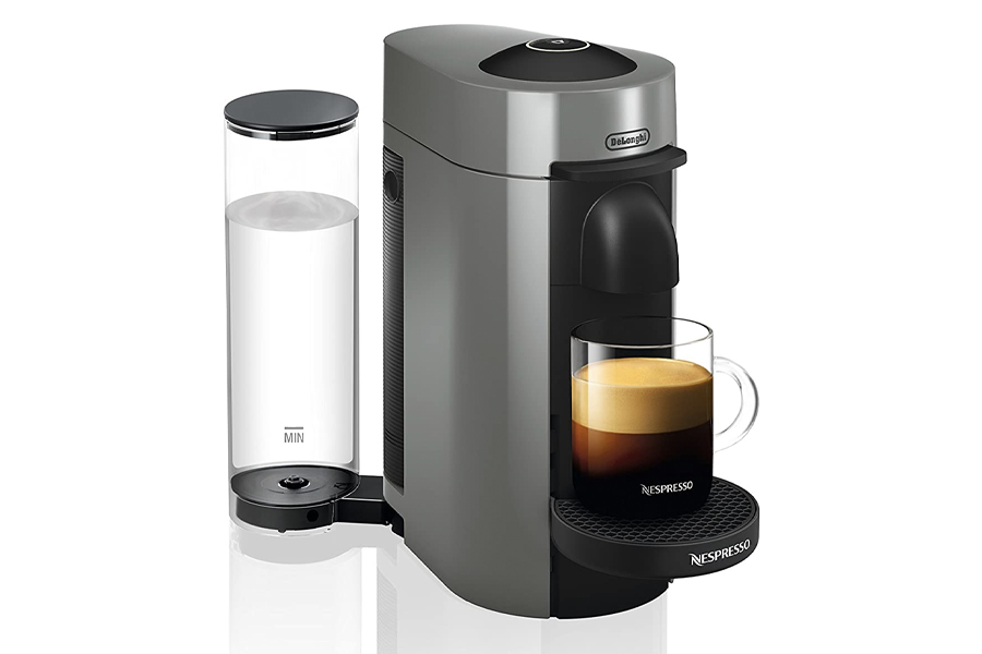 Nespresso by De'Longhi VertuoPlus Coffee and Espresso Machine