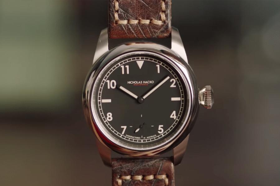 Nicholas Hacko Australian Watch Brand