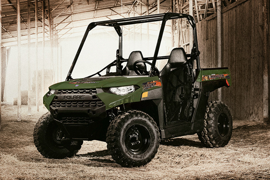 Polaris' Ranger ATV