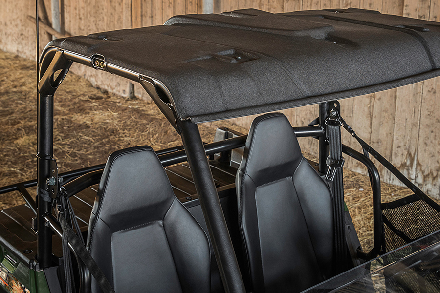 Polaris' Ranger Youth Side-By-Side ATV chair