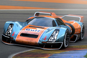 Porsche 906 Hommage Concept 2