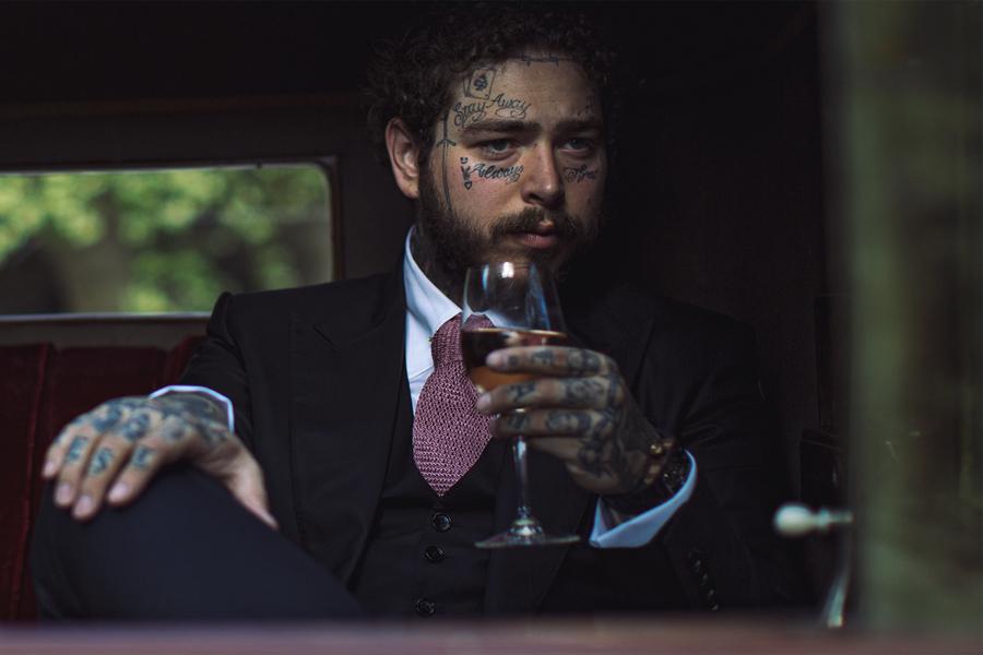 Post Malone Wine