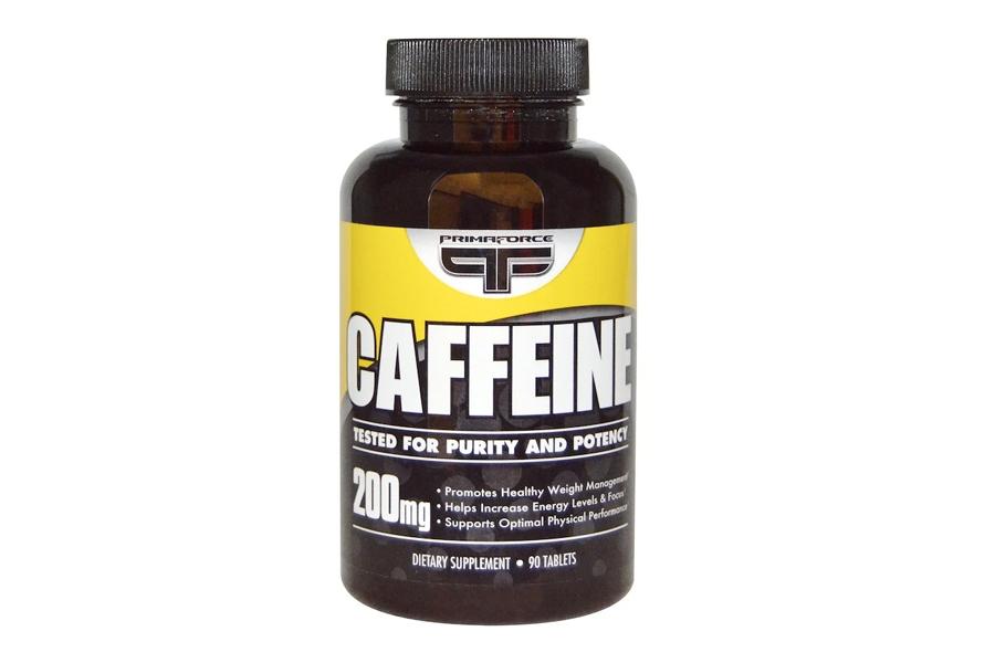 Primaforce, Caffeine, 200 mg