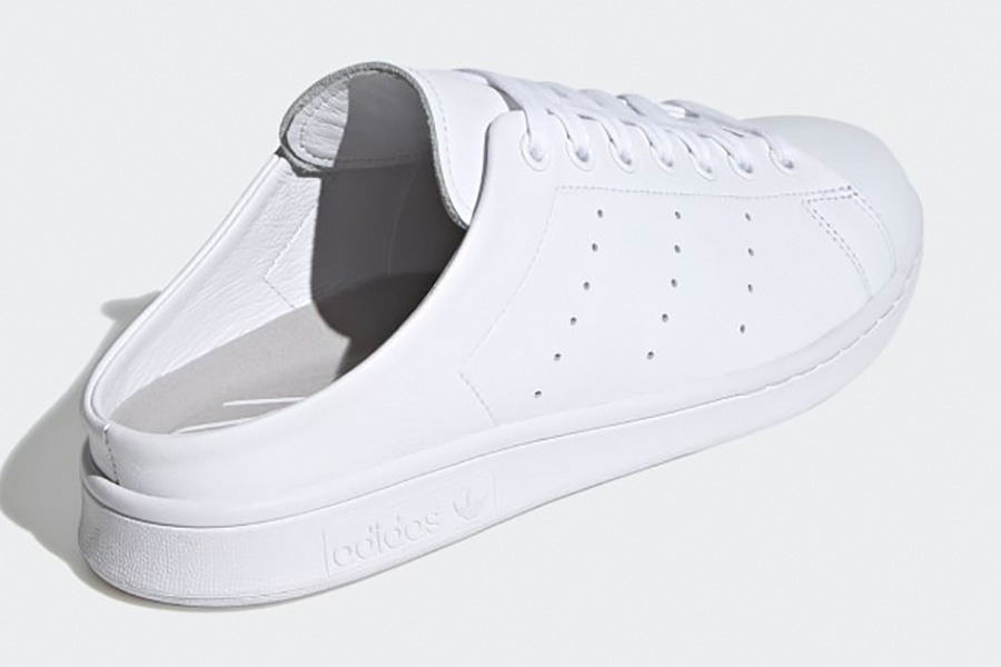 Stan Smith back view Slip On Shoes