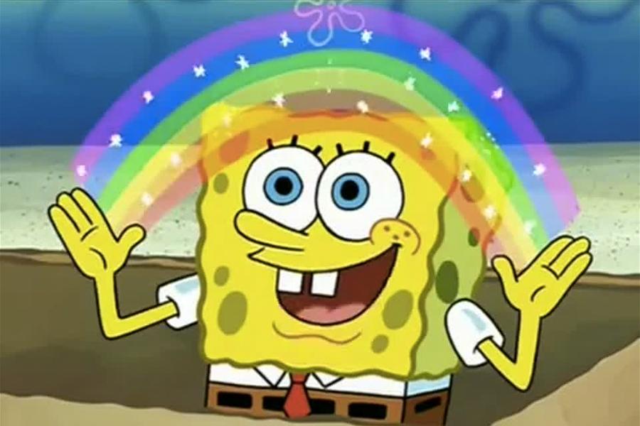 Spongebob Gay 1