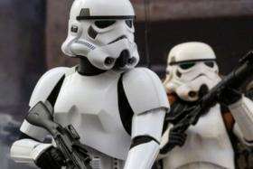 Stormtroopers Social Distancing