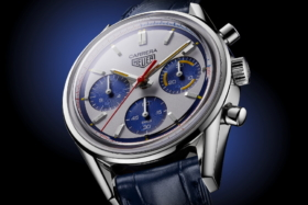 TAG Heuer anniversary montreal watch