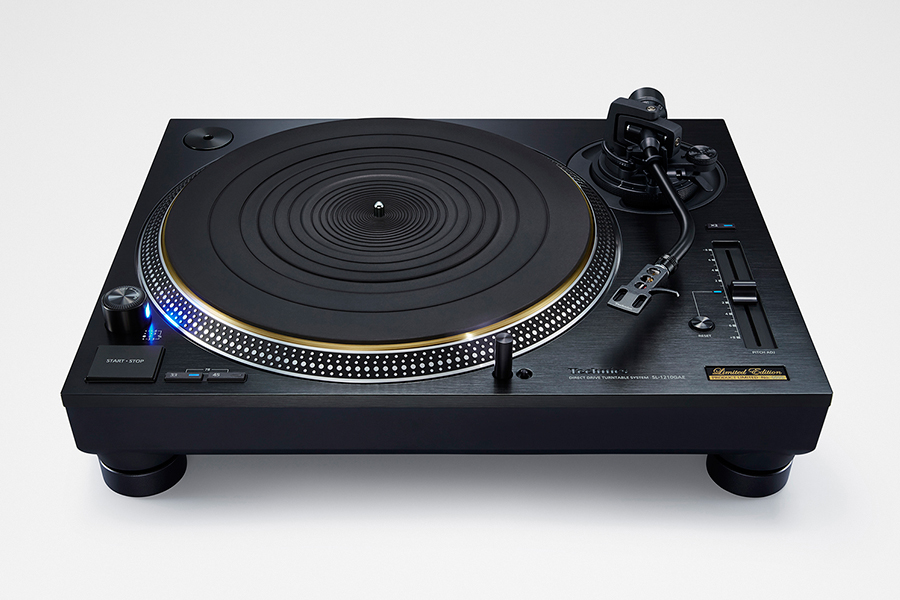 Technics Turntable system limited edition