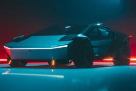 Tesla Cybertruck redesign