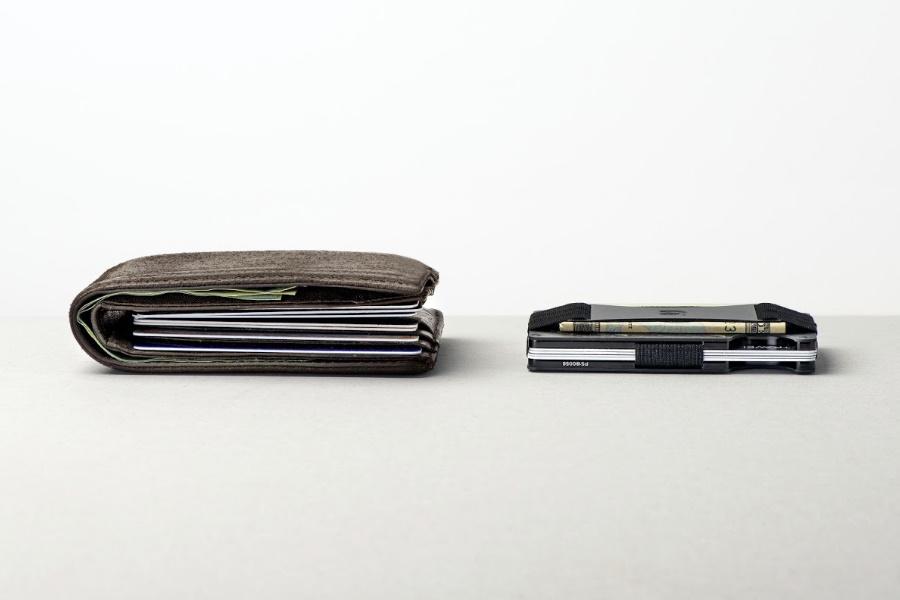 wallet size comparison