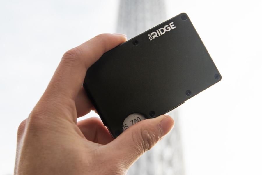 ultimate slim wallet for men