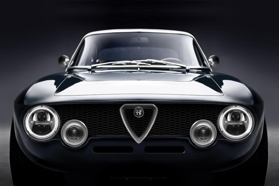 Totem Alfa Romeo Giulia 2