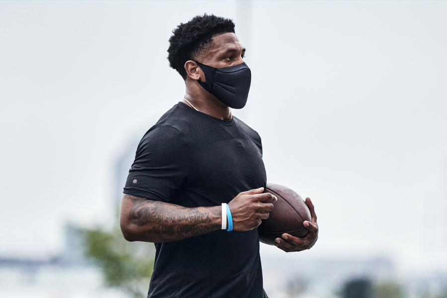 Under Armour Face Mask 1