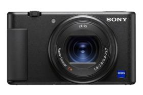 Sony VLOG CAMERA ZV-1 front