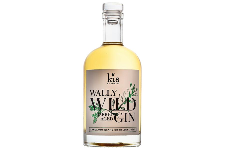 Wally Wild gin