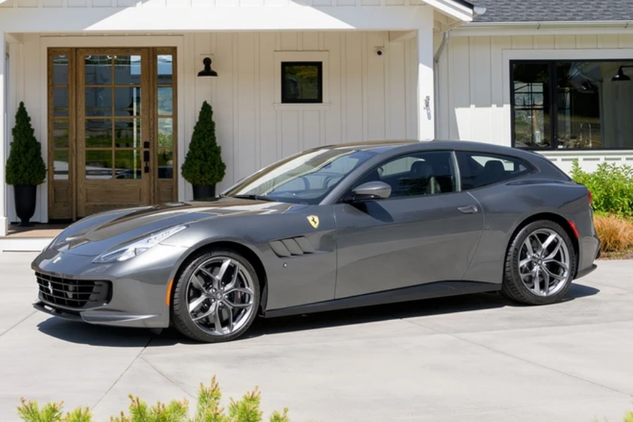 Win a 2020 Ferrari GTC4Lusso Plus $20K Cash!