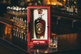 World's Famous Michters in a bar