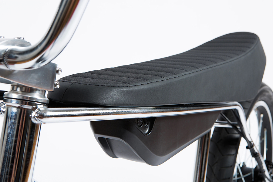Zooz Electric Bike seat