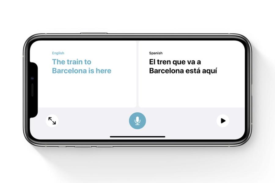 apple ios 14 translate feature