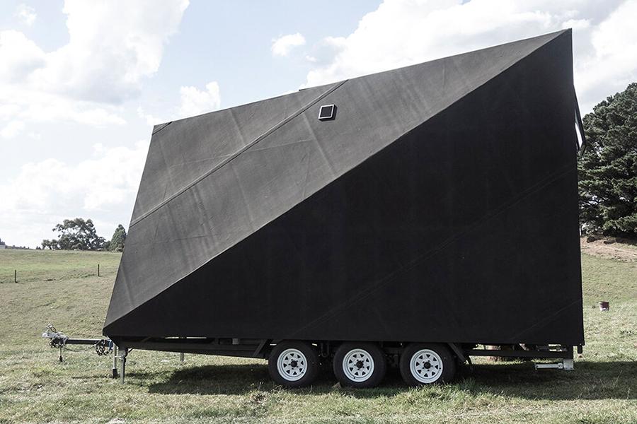 base cabin trailer