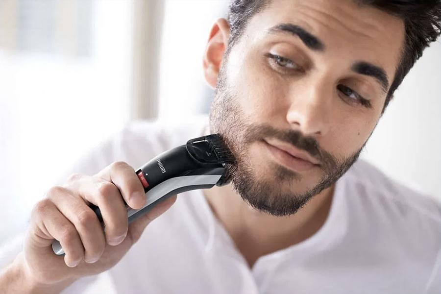 beard look fuller