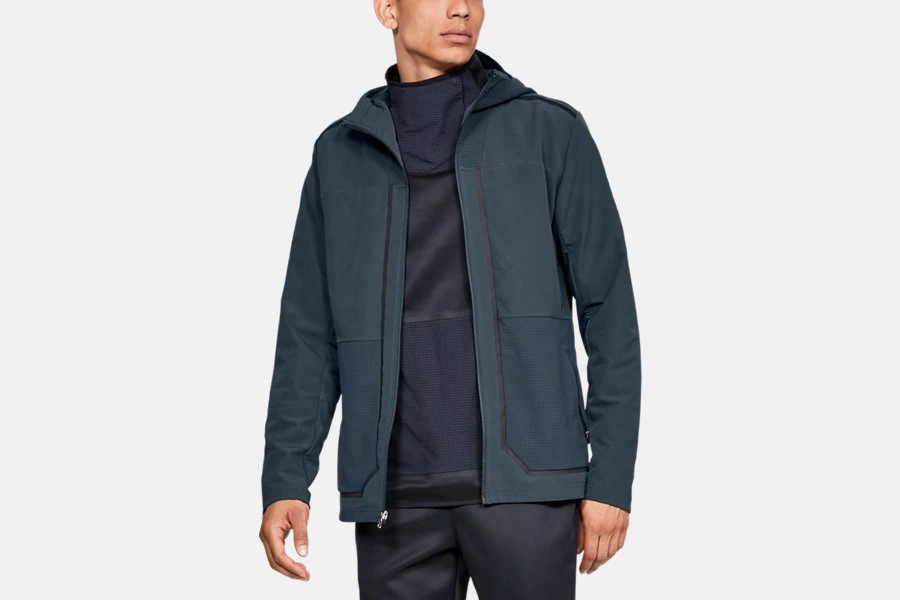 under armour perpetual training jacket