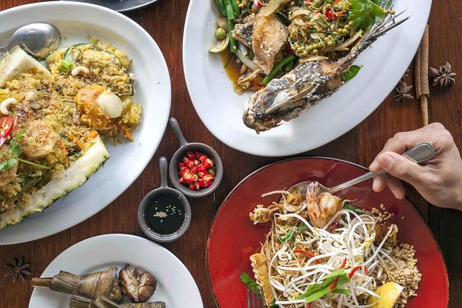 Atom Thai restaurant newtown