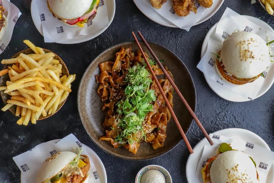 Belly Boa Newtown Restaurant