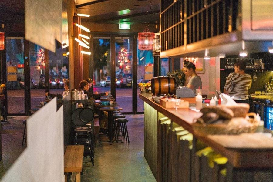 Bloodwood restaurant newtown