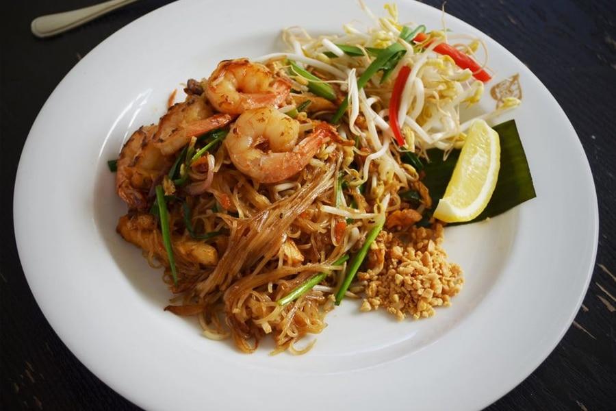 Thai Pothong restaurant newtown
