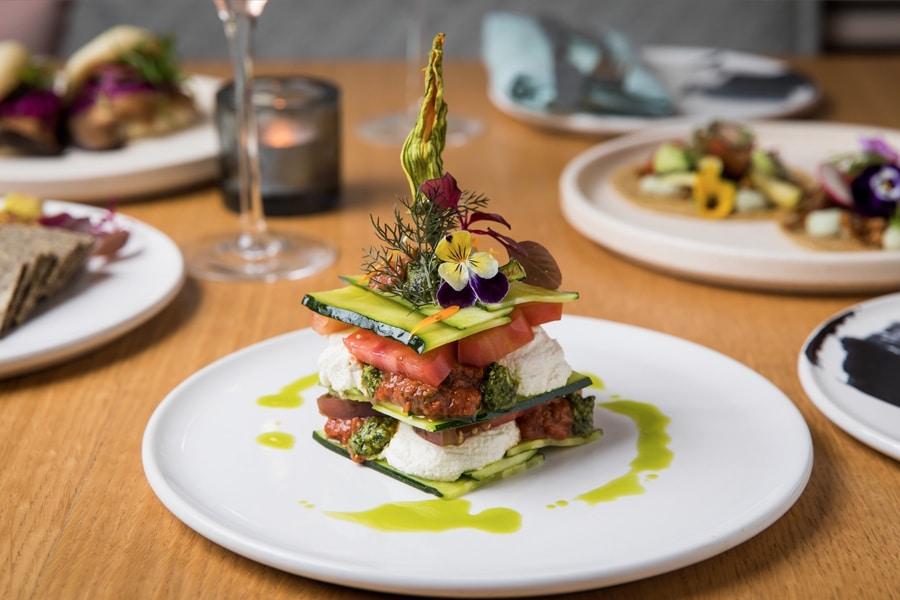 Alibi Bar & Kitchen vegetarian restaurant