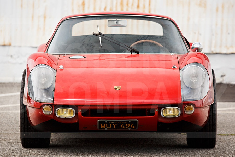 1964 Porsche 904 Carrera GTS front