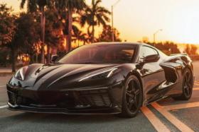 Win a new Corvette