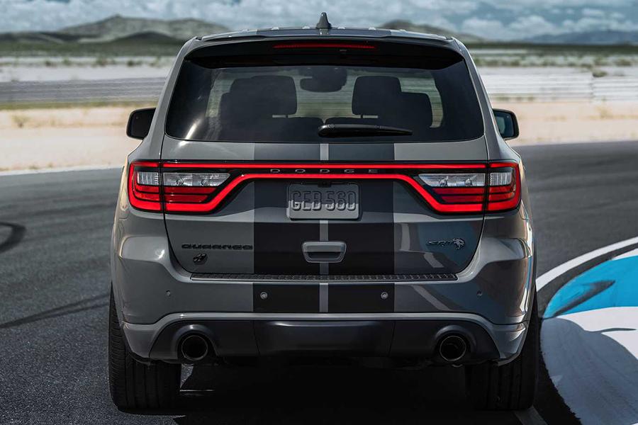 2021 Dodge Durango SRT back