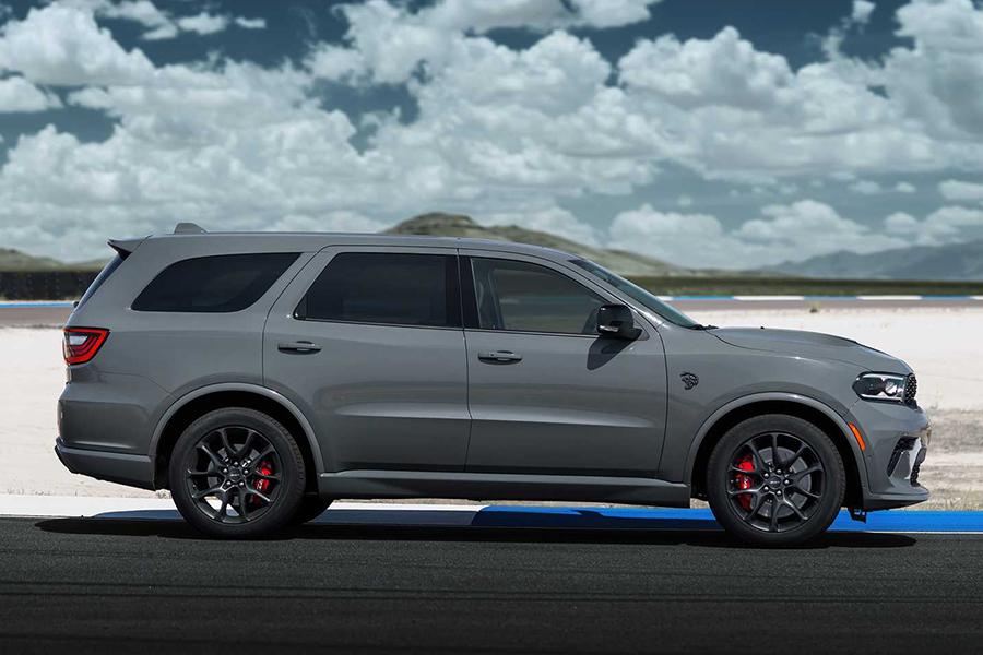 2021 Dodge Durango SRT Hellcat World's Most Powerful SUV