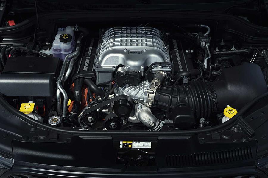 2021 Dodge Durango SRT engine