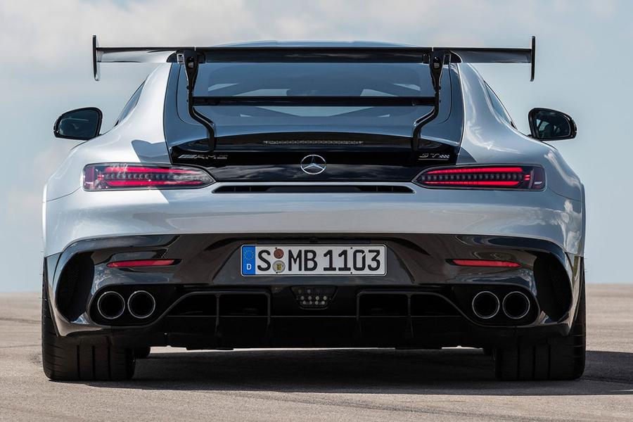 2021 Merc AMG GT Black Series back