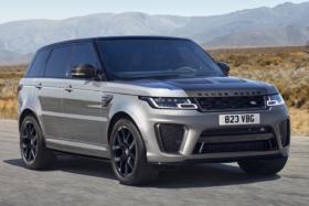 2021 Range Rover Sport SVR Carbon Edition
