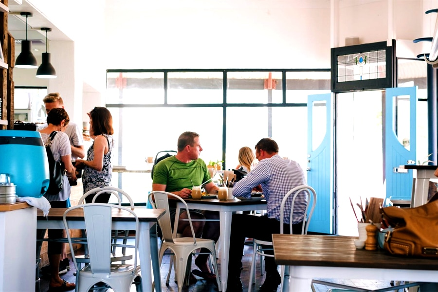 Best Cafe's (Henley Beach) - 303 By The Sea