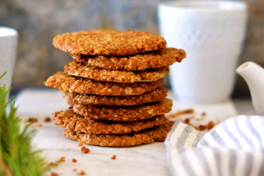 Australian Food - ANZAC Biscuits