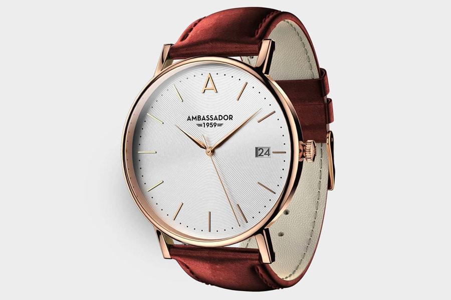 Ambassador Heritage 1959 Watch