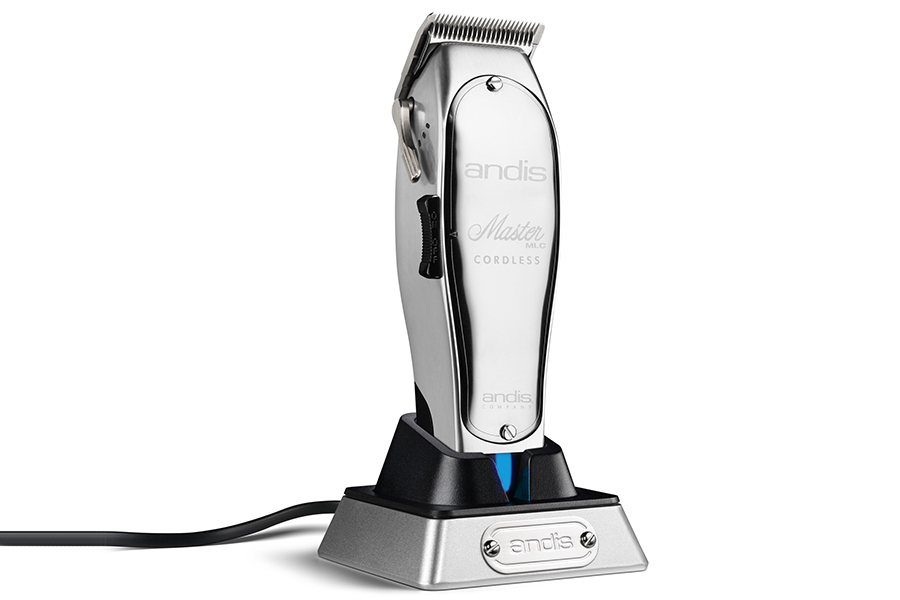 Andis Master Cordless Clippers charging