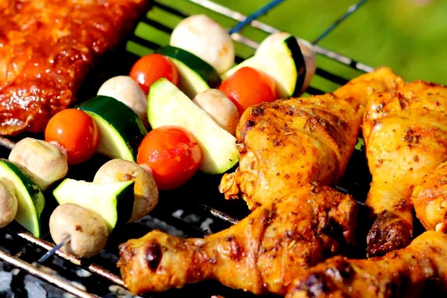 Australian Food - BBQ
