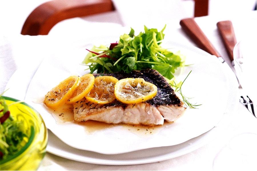 Australian Food - Barramundi
