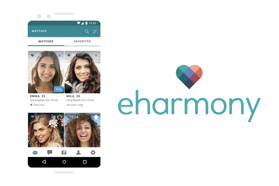 Best Dating Sites - eharmony