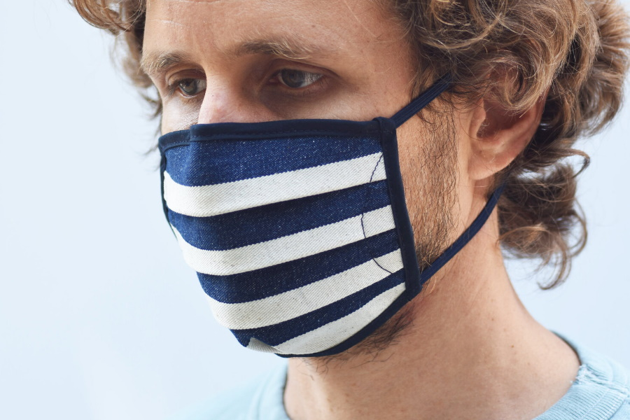 Best Fabric Face Masks - Linesmand runabout goods