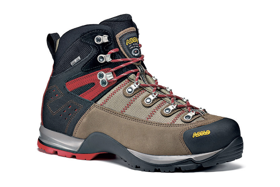 Best Hiking Boots for Men - Asolo Fugitive GTX